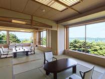 【じゃらん限定】 最上階特別室「スウィートルーム」お部屋食 プラン ワイン1本サービス付き