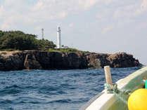 秘境「重茂(おもえ)半島」体験と小型漁船クルーズ付きビュッフェプラン~本州最東端「とどが埼灯台」へ~