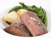 【前沢牛ステーキ付き】こだわり三陸グルメと前沢牛を愉しむ1泊2食付きビュッフェプラン