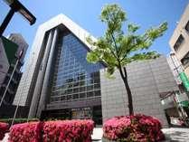 鯉城会館は県民文化センターに併設しております