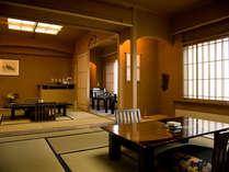 【プレミアムフロアー花游亭】ゆったりとした2間続きのお部屋