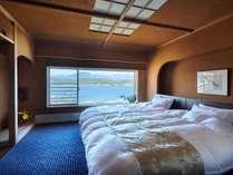 花游亭2間(和室+ベッドルーム)