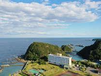 自然豊かな熊野の海に囲まれた絶景リゾート