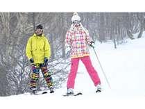 1日スキーリフト券付き・リーズナブルドミトリー 1泊2食 夕食は定食 プラン