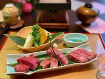 なぎビーフ食べ比べ(イメージ)