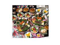 限定プラン料理一例※大皿は3名様盛りとなっております。