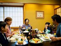 【個室でゆっくりご夕食】基本会席プラン