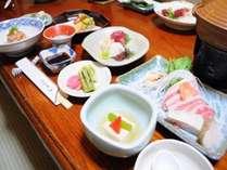 毎日メニューが変わるお得な和食膳です♪※写真はイメージです。