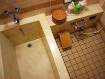 ■和室と和洋室のお風呂は洗い場付きです。