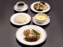 ☆【平日限定】ステーキセット夕食付プラン