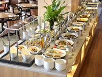 ☆シンプルステイプラン(本格バイキング朝食付)【目の前でにぎる「おむすび」と焼立てパンが人気】