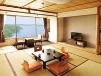 英虞湾を望めるオーシャンビューのお部屋(一例)