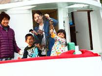 【夏休み限定】お子様の英虞湾クルーズ乗船無料!家族の想い出プラン