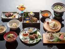 【じゃらん秋SALE】こだわりの京料理 1泊2食付