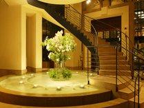 非日常空間に包まれながら、素敵なホテルステイをお過ごしください。