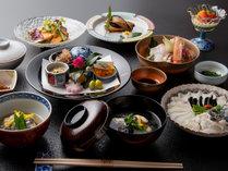 *【懐石料理】仕入状況により毎日料理内容を変更しております。
