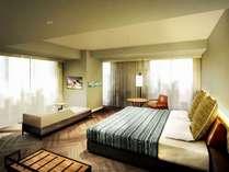 Room Only Plan【シンプルプラン 素泊まり】デラックスコーナーツイン1名利用