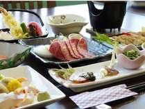 山郷料理一例