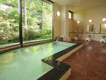・天然温泉 入浴時間は6時~9時30分 15時~23時まで