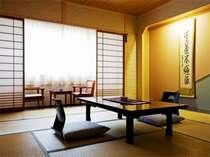【讃水館】和室 落ち着いた雰囲気で当館スタンダードなお部屋です
