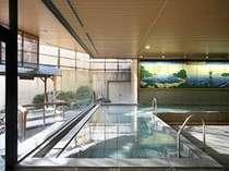 讃水館1階 大浴場 かぶきの湯