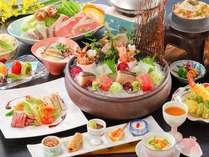 讃岐夢豚と瀬戸内鯛のうどんすき鍋