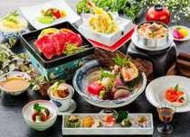 2015春夏旬彩会席~香川県産牛の焼きしゃぶ・瀬戸内のお魚たち