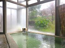 *女性大浴場(北野天満温泉)/入浴後に体に残った塩分が汗の蒸散を防ぐ、保湿性に優れた温泉,長野県,北野天満温泉学問の湯
