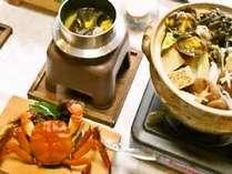 河津川の珍味はズガニです。