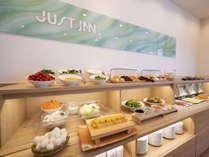 朝食|健康日替わりビュッフェ(無料朝食)※イメージ