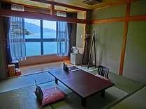 【一般客室】 8畳/海側客室/トイレ付