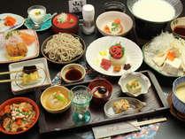 【里-sato-】本格湯葉と地産豆腐のヘルシーコース