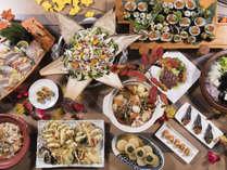 【じゃらんスペシャルウィーク】20%OFF◆味覚の宝庫!淡路島の旬をお好きなだけ☆季節のビュッフェ