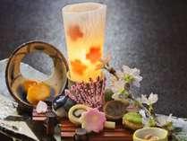 ■本館1階【有栖川】では日本料理を。旬の味覚をふんだんに(イメージ)