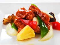 中国料理コース『七星菜譜』料理一例