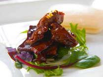中国料理の味、素材に日本料理の彩を加えたこれこそ『和中折衷』!?