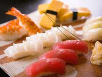 """""""握りたて""""が美味しい有栖川のお寿司。醤油とわさびを付けたらそのままお口へ!ふわっと広がる海の味"""