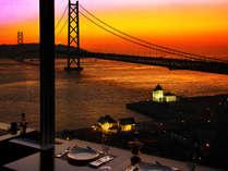 ◆レストランからのブリッジビューは忘れられない思い出のいちページ◆此処にきてよかったと感じるひと時