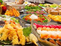 ~洋食・和食・中国料理・デザート~舞子ビラのシェフ達が腕を振う豪華メニューの数々♪