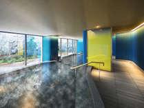 2020年8月7日リニューアルオープン★大浴場「松原の湯」は広々湯舟でゆったり疲れを癒す♪