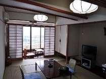 ワケありプラン海側10畳 客室イメージ(バス・トイレ・水まわりなし)