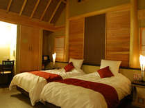 離れ「神呂木の庄」2009年夏、誕生。スピリチュアルをテーマに建てられたお部屋です。