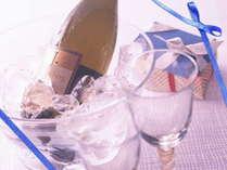 【ホワイトデー期間限定】 ~Happy White Day~贅沢なひととき…グラスシャンパン特典付