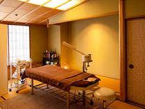 【アロマセラピー】Aromatherapy OIL MASSAGを堪能