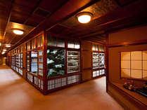 伝統と時代のロマンに浸れる老舗旅館で贅沢な大人休日(OUT 10:00)