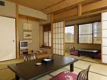 【お部屋】最上階の4階広縁付和室