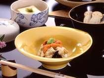 京料理会席一例