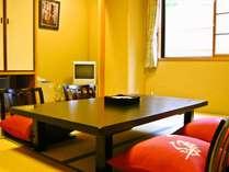 【お部屋】心地よい落ち着きのある和室10畳 ※一例