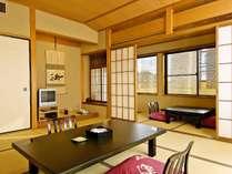 【お部屋】最上階和室10畳+広縁 ※一例