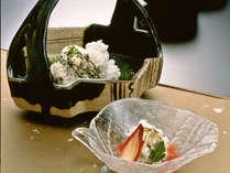 【お食事】夏季限定 夏の鱧会席 ※イメージ